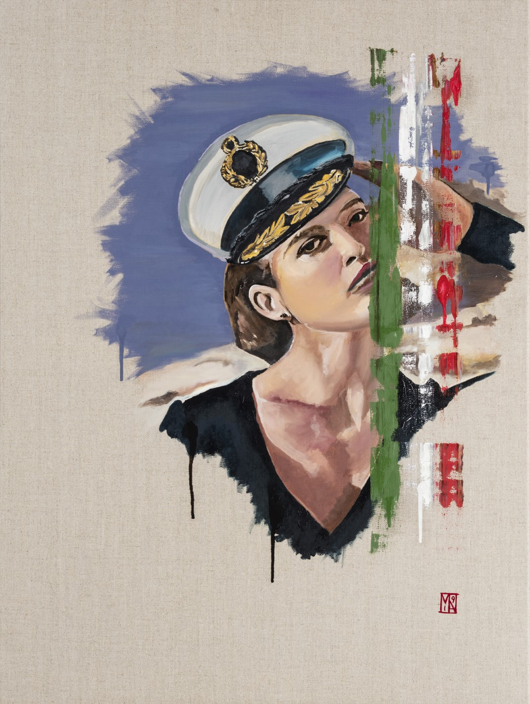 sailor girl (Large)