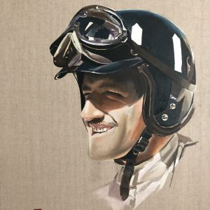 Graham Hill, racing driver